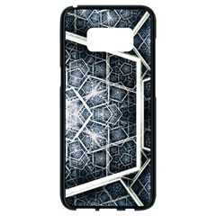 Form Glass Mosaic Pattern 47602 3840x2400 Samsung Galaxy S8 Black Seamless Case by amphoto