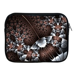 Lines Background Light Dark 81522 3840x2400 Apple Ipad 2/3/4 Zipper Cases by amphoto