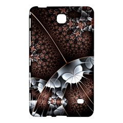 Lines Background Light Dark 81522 3840x2400 Samsung Galaxy Tab 4 (8 ) Hardshell Case  by amphoto