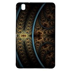 Lines Dark Patterns Background Spots 82314 3840x2400 Samsung Galaxy Tab Pro 8 4 Hardshell Case by amphoto