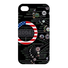 67732982 Political Wallpapers Apple Iphone 4/4s Premium Hardshell Case by amphoto