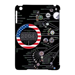 67732982 Political Wallpapers Apple Ipad Mini Hardshell Case (compatible With Smart Cover) by amphoto