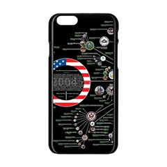 67732982 Political Wallpapers Apple Iphone 6/6s Black Enamel Case by amphoto