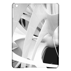 Abstract Art 4k Resolution Wallpaper  Ipad Air Hardshell Cases by amphoto