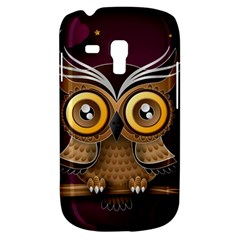 Owl Bird Art Branch 97204 3840x2400 Galaxy S3 Mini by amphoto