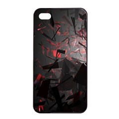 Edbydh Resize Apple Iphone 4/4s Seamless Case (black) by amphoto