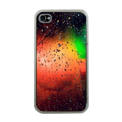 Cool Rush 4k Abstract Wallpapers Apple Iphone 4 Case (clear) by amphoto