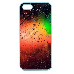 Cool Rush 4k Abstract Wallpapers Apple Seamless Iphone 5 Case (color) by amphoto