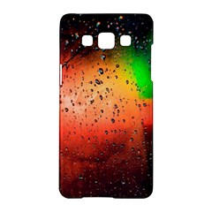 Cool Rush 4k Abstract Wallpapers Samsung Galaxy A5 Hardshell Case  by amphoto