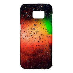 Cool Rush 4k Abstract Wallpapers Samsung Galaxy S7 Edge Hardshell Case by amphoto
