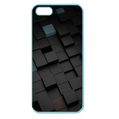 Blackcubes  Apple Seamless Iphone 5 Case (color) by amphoto