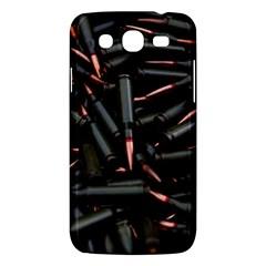 Bullets Ammunition Guns  Samsung Galaxy Mega 5 8 I9152 Hardshell Case  by amphoto