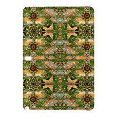 Star Shines On Earth For Peace In Colors Samsung Galaxy Tab Pro 10 1 Hardshell Case by pepitasart