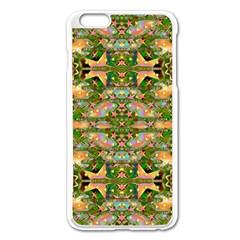 Star Shines On Earth For Peace In Colors Apple Iphone 6 Plus/6s Plus Enamel White Case by pepitasart