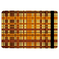 Plaid Pattern Ipad Air 2 Flip by linceazul