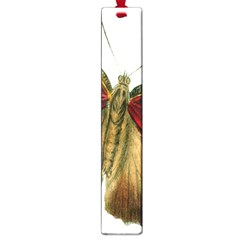 Butterfly Bright Vintage Drawing Large Book Marks by Nexatart