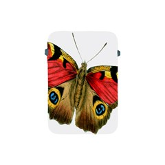 Butterfly Bright Vintage Drawing Apple Ipad Mini Protective Soft Cases by Nexatart