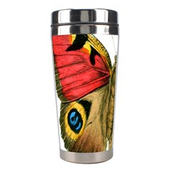 Butterfly Bright Vintage Drawing Stainless Steel Travel Tumblers