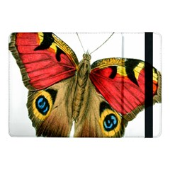 Butterfly Bright Vintage Drawing Samsung Galaxy Tab Pro 10 1  Flip Case by Nexatart