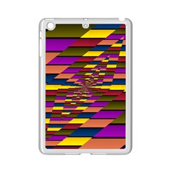 Autumn Check Ipad Mini 2 Enamel Coated Cases