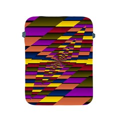 Autumn Check Apple Ipad 2/3/4 Protective Soft Cases by designworld65