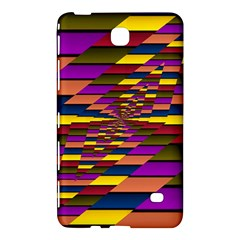 Autumn Check Samsung Galaxy Tab 4 (7 ) Hardshell Case  by designworld65