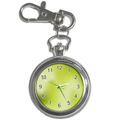 Green Soft Springtime Gradient Key Chain Watches