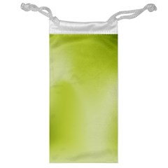 Green Soft Springtime Gradient Jewelry Bag