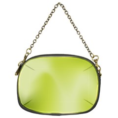 Green Soft Springtime Gradient Chain Purses (Two Sides)