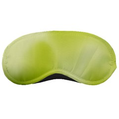 Green Soft Springtime Gradient Sleeping Masks by designworld65