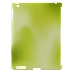Green Soft Springtime Gradient Apple Ipad 3/4 Hardshell Case (compatible With Smart Cover)