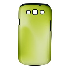 Green Soft Springtime Gradient Samsung Galaxy S III Classic Hardshell Case (PC+Silicone)