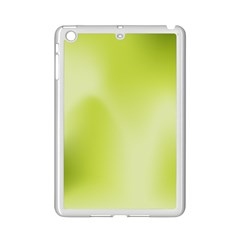 Green Soft Springtime Gradient Ipad Mini 2 Enamel Coated Cases