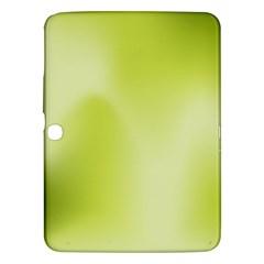 Green Soft Springtime Gradient Samsung Galaxy Tab 3 (10.1 ) P5200 Hardshell Case
