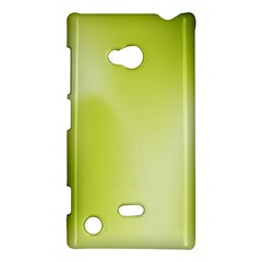 Green Soft Springtime Gradient Nokia Lumia 720 by designworld65