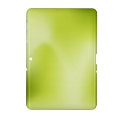 Green Soft Springtime Gradient Samsung Galaxy Tab 2 (10.1 ) P5100 Hardshell Case