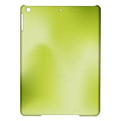Green Soft Springtime Gradient Ipad Air Hardshell Cases