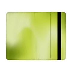 Green Soft Springtime Gradient Samsung Galaxy Tab Pro 8 4  Flip Case