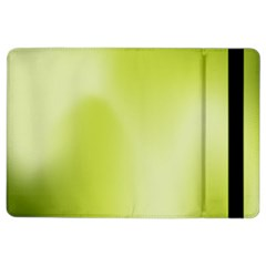 Green Soft Springtime Gradient Ipad Air 2 Flip by designworld65
