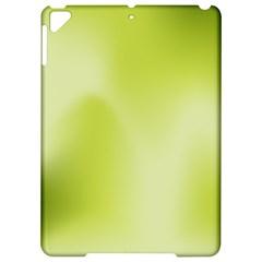 Green Soft Springtime Gradient Apple iPad Pro 9.7   Hardshell Case