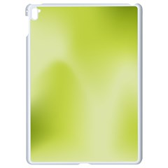 Green Soft Springtime Gradient Apple Ipad Pro 9 7   White Seamless Case