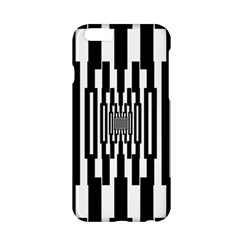 Black Stripes Endless Window Apple Iphone 6/6s Hardshell Case
