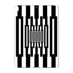 Black Stripes Endless Window Apple Ipad Pro 10 5   Hardshell Case by designworld65