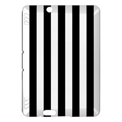 Black And White Stripes Kindle Fire Hdx Hardshell Case by designworld65