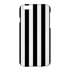 Black And White Stripes Apple Iphone 6 Plus/6s Plus Hardshell Case by designworld65