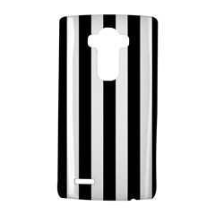 Black And White Stripes Lg G4 Hardshell Case by designworld65