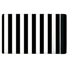 Black And White Stripes Apple Ipad Pro 12 9   Flip Case