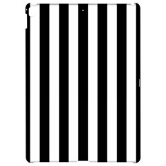 Black And White Stripes Apple Ipad Pro 12 9   Hardshell Case by designworld65