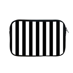 Black And White Stripes Apple Macbook Pro 13  Zipper Case by designworld65