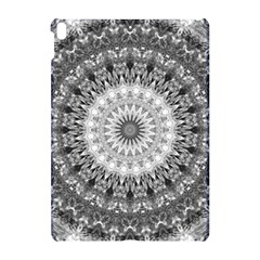 Feeling Softly Black White Mandala Apple Ipad Pro 10 5   Hardshell Case by designworld65